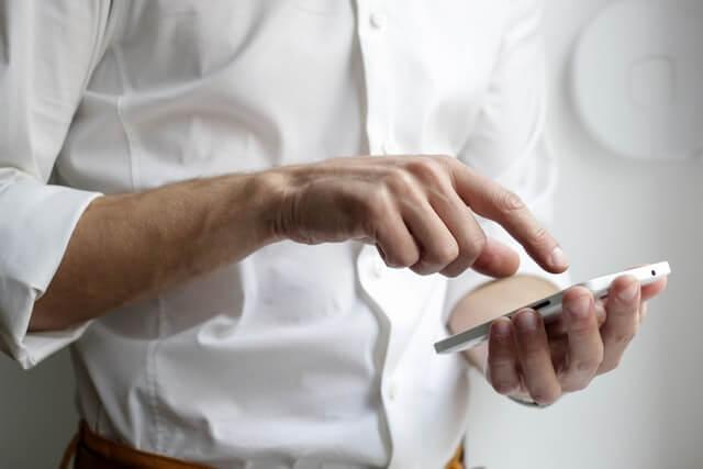 Ритейлика. Проверка ТРЦ администратором в мобильном приложении.