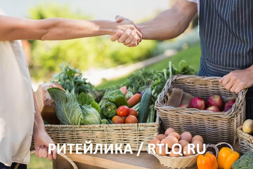Фермерские магазины на сельских угодьях - РИТЕЙЛИКА / RETAILIQA